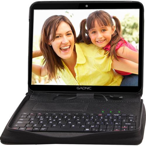 tablet 7 pulgadas con cámara + funda teclado gratis - bidcom