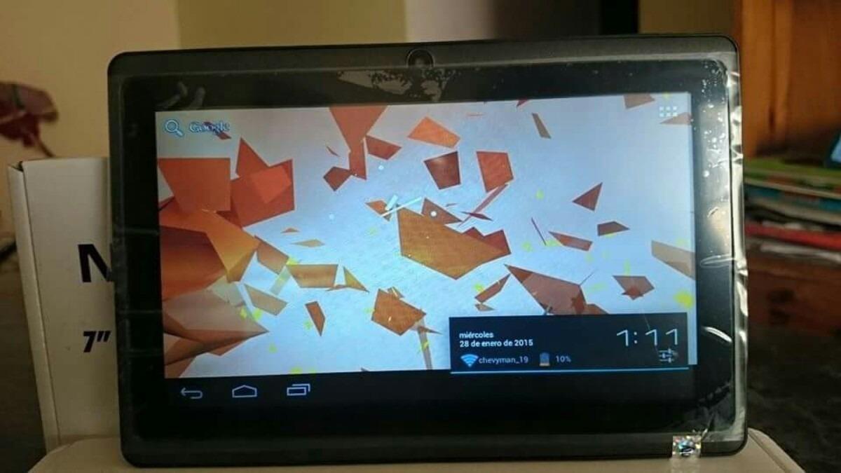 aa1f54359b4e7 tablet 7 pulgadas napoli pc npl. Cargando zoom.