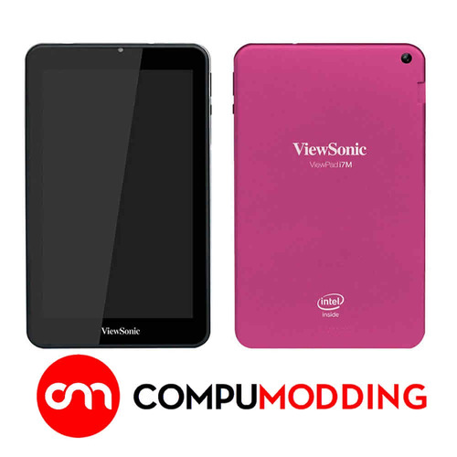 tablet 7 viewsonic viewpad i7m intel quad core 8gb colores