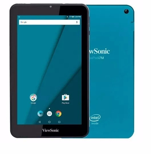 tablet 7 viewsonic viewpad i7m intel quad core 8gb intel