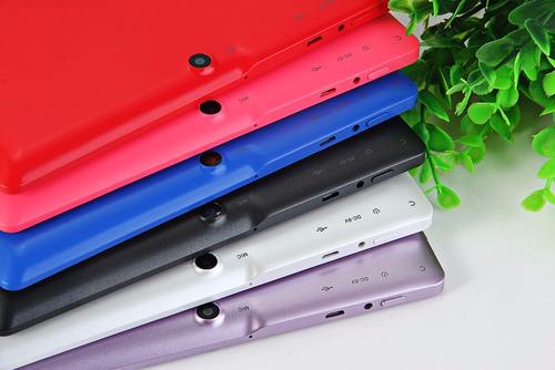 tablet 7  vixonic so android 4.4 con watchdog y protector