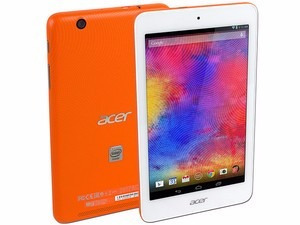 tablet acer iconia b1-750-16jm naranja