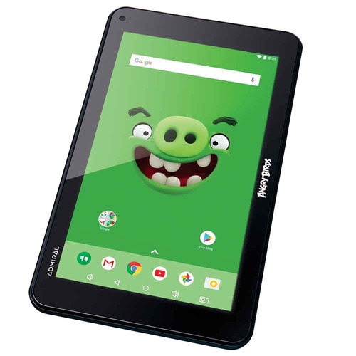 tablet admiral angry birds pig