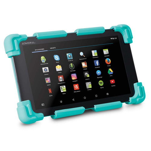 tablet admiral kids 7 turquesa