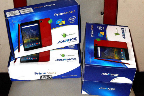tablet advance (2017) 7 pulgadas/doble chip/3g/android 5.1