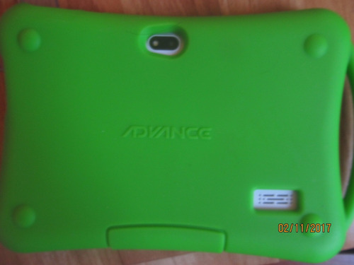 tablet advance intro tr3749
