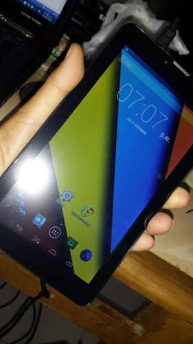 tablet advance prime pr5844 7  con tv incorporada nueva