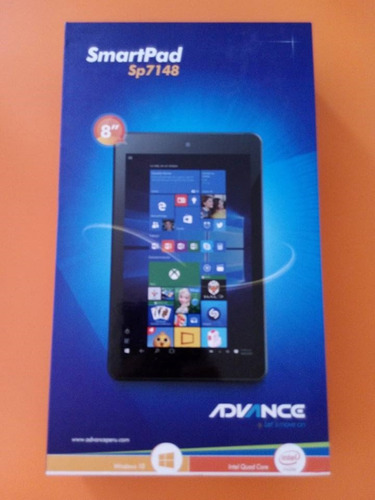 tablet advance smartpad sp 7148