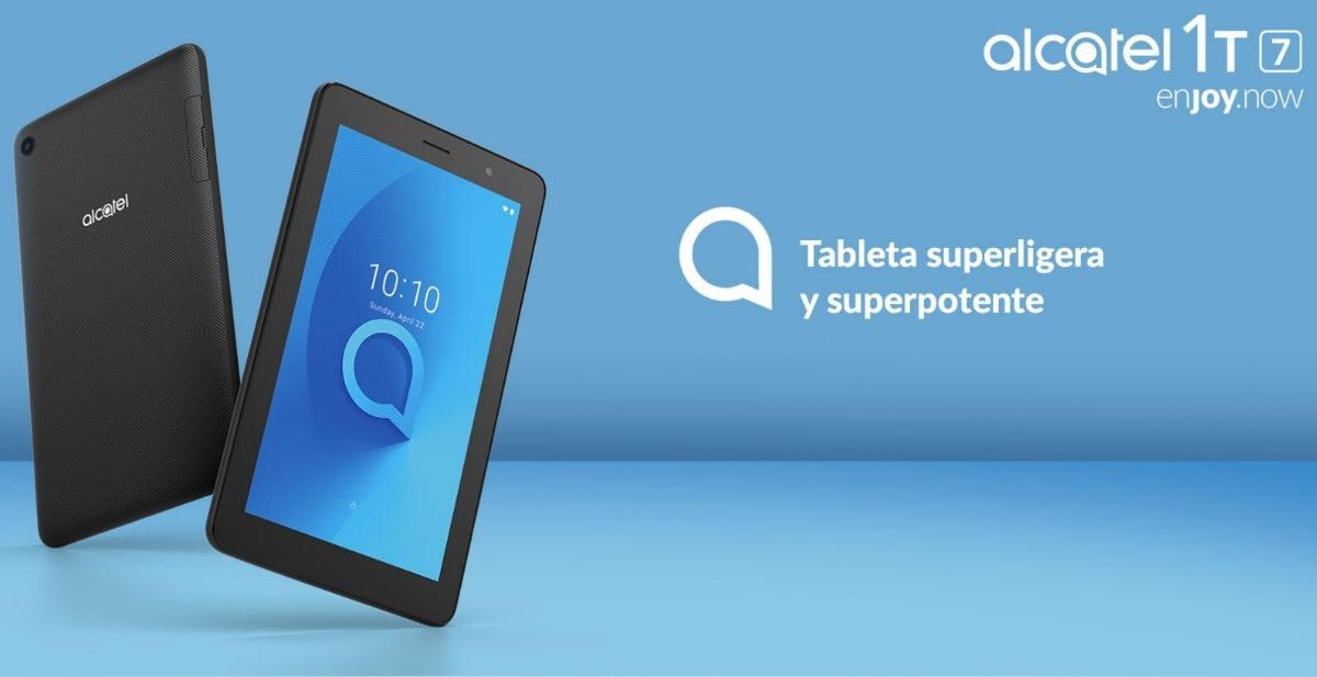 Tablet Alcatel 1t 9009g 8gb 3g 5mp 7 Pulgadas - $ 1,800.00 en ...