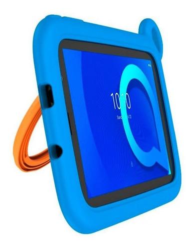 tablet alcatel 7  17 8067 kids blue para niños