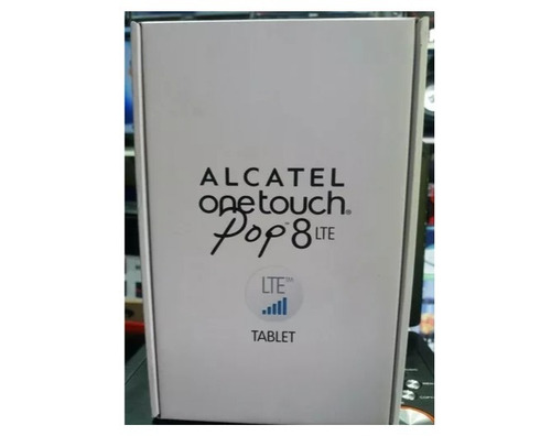 tablet alcatel one touch pop 8 4g 8 gb front 2mp tras 5 mp