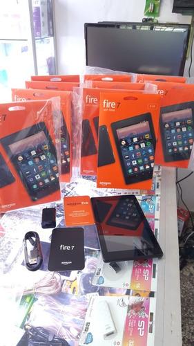tablet amanzon fire 7 con alexa nuevo