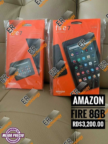 tablet amazon 7 pulgadas 8gb