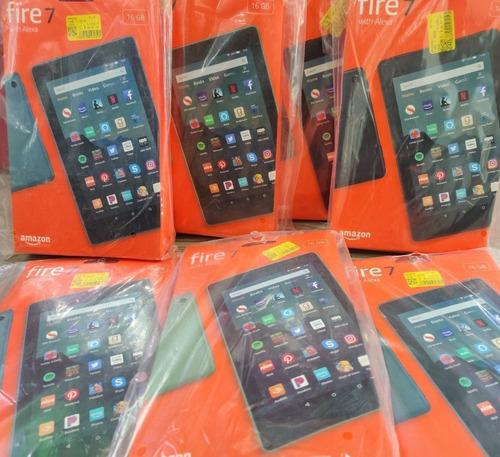 tablet amazon fire 2019 7 pulgadas 16gb