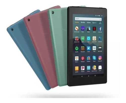 tablet amazon fire 7 9ª geração 32gb de 7.0  2mp/2mp fire os