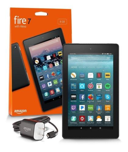 tablet amazon fire 7  somos tienda fisica
