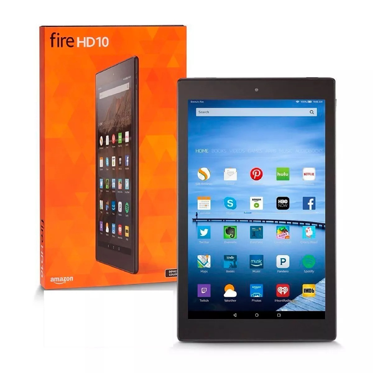 Amazon Fire HD 10 Tablet Descargar Controlador