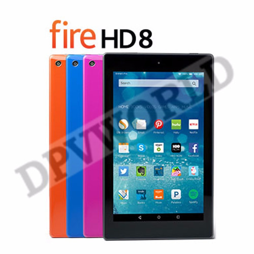 tablet amazon fire hd 8 alexa wifi camara 1.5gb 16gb android