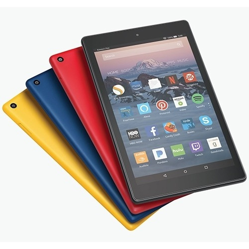 tablet amazon fire hd 8  circuit