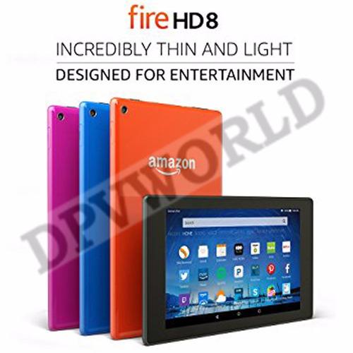 tablet amazon fire hd 8 con alexa wifi camara 16gb android