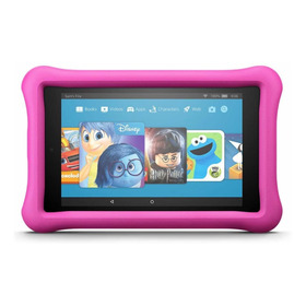 Tablet Amazon Fire Hd 8 Inmaculad + Protección + 2 Templados