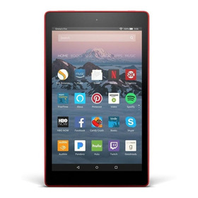 Tablet Amazon Fire Hd 8 Kfkawi 8  32gb Punch Red Con Memoria Ram 1.5gb