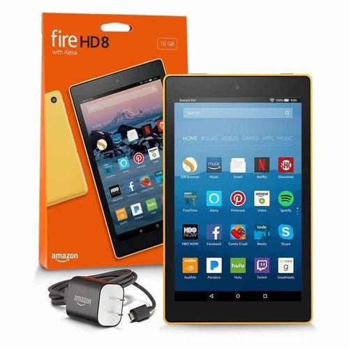 tablet amazon fire hd 8. totalmente nuevas!