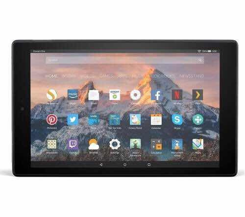 tablet amazon fire hd10 32gb 10.1  2gb ram c/alexa