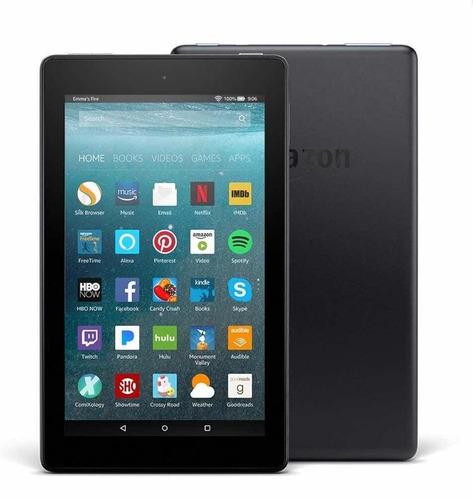 tablet amazon fire hd7 8gb 7  câm 2mp/vga wifi fire os