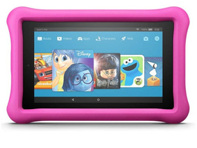 Amazon Tablet 7 Niños 16gb Prueba D Case Kids A Fire Rosado rCQdhts