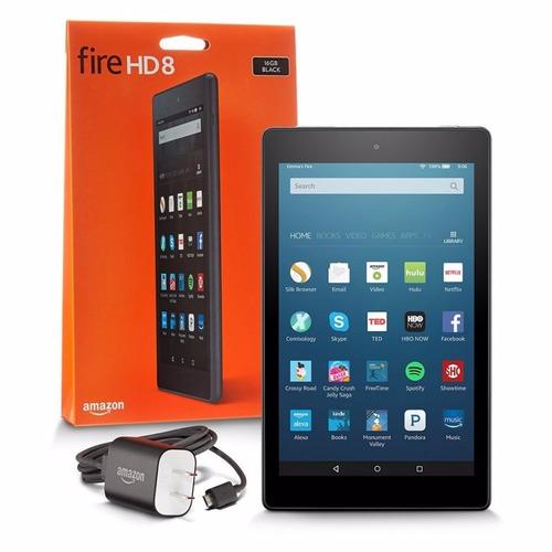 tablet amazon kindle fire 7gen 2017 8pulgadas 16gb quad core