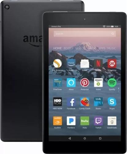 tablet amazon kindle fire hd 8 polegadas 16gb wifi