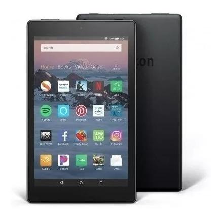 tablet amazon kindle fire hd 8 polegadas | 32gb | wifi preto