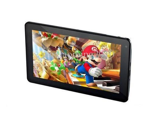 tablet, android 4.1, wifi, 8gb memoria , 1gb de ram