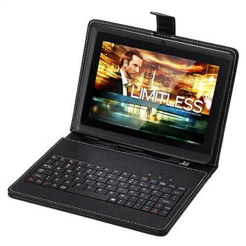 tablet android 7 pulgadas android 4.2 dd/8gb /512ram wi-fi