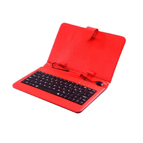 tablet android 8 gb forro teclado+ 400juegos+lapiz+protector