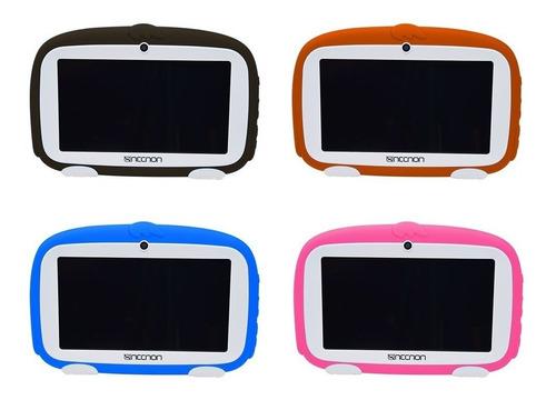 tablet android 8.1 certificado para niños 7 pulgadas necnon