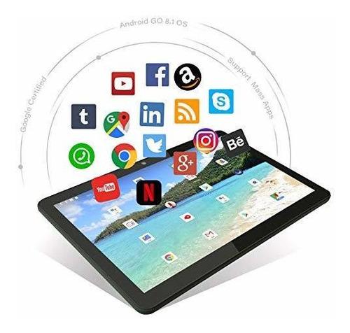 tablet android de 10 pulgadas android 81 desbloqueado tablet
