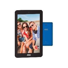 Tablet Aoc 7  -  A726-b  -  Ips Lcd Capacitiva  -  Color Azu