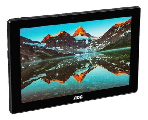 tablet aoc a110-e 10.1 pulgadas hdmi ips full hd android 7.1