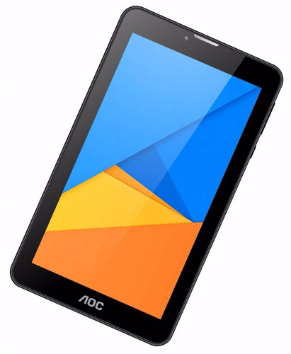 tablet aoc a724g 7 wifi-3g qc 1.2ghz 1gb 8gb android