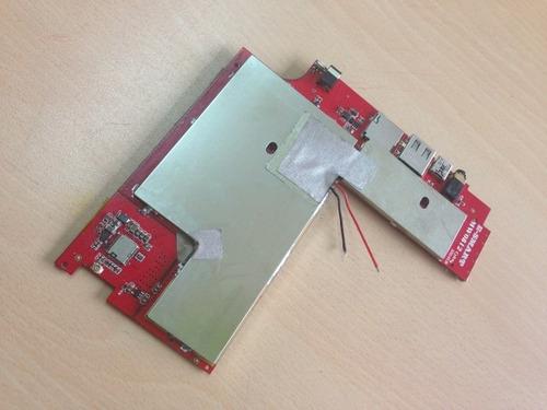 tablet aoc breeze modelo - mw0812 - mainboard