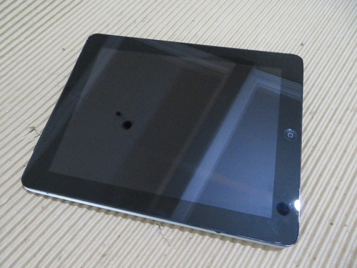 tablet apple ipad 1 - não liga