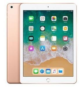 tablet apple ipad 6ta generacion 32gb almacenamiento pantalla retina 9.7 pulgadas procesador  a10 camara 8mp ios 11