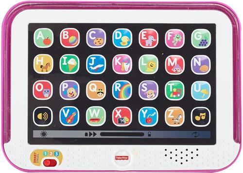 tablet aprendizaje crece conmigo fisher price rosado