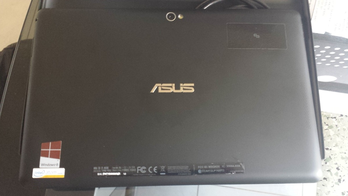 Tablet Asus 64gb Vivo Tab Me400c Windows 10