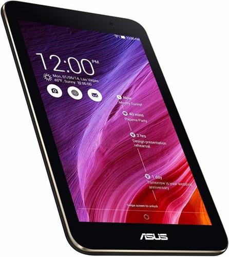 tablet asus memo pad 4g lte de 16gb procesador quad core