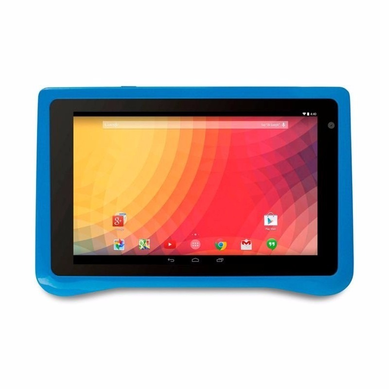 Tablet Avh Kids Up Quad Core Wifi Bluetooth Niños + 2 Marcos ...