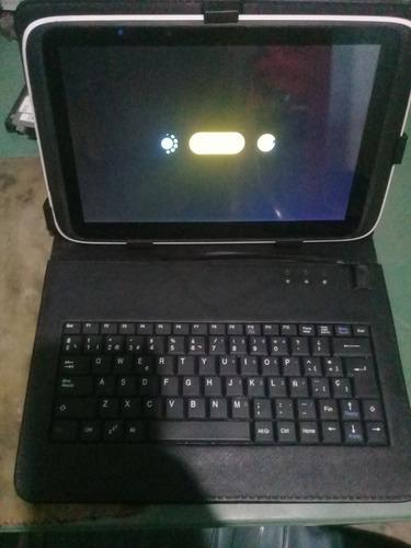 tablet can41m4 con falla en le flex del táctil
