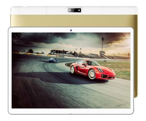 tablet celular android 10 pulg / 4gb ram + 64gb almacenamien